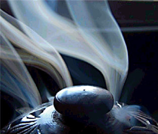 Rising Incense