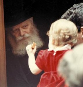 The Rebbe and the Child