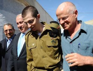 Gilad and Noam Shalit
