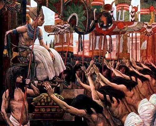 Joseph Prince of Egypt Into Egypt And Joseph is