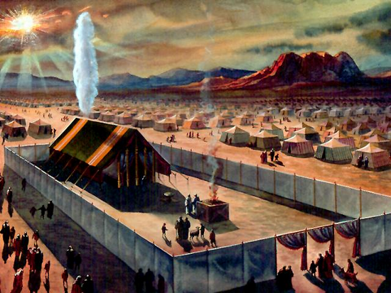 Building and rebuilding the tabernacle morning meditations for Find me a builder