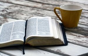 Coffee and Bible