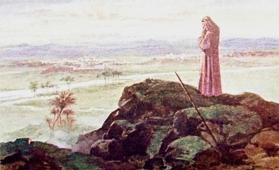 the lord is my shepherd prayer