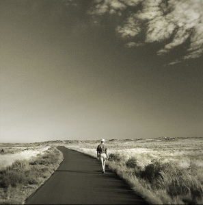walking humbly