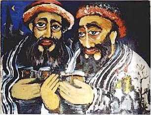 Hillel and Shammai