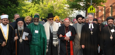 interfaith prayer