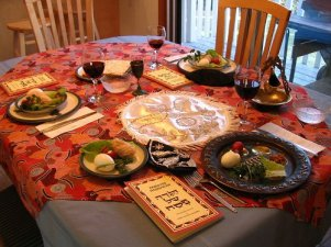 passover_seder_table_setting