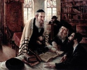 rabbis talmud debate