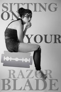 sitting-on-a-razor-blade