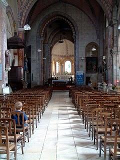 alone at church