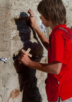 christian-at-the-kotel