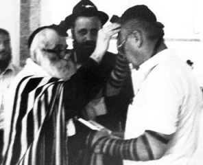 Tefillin with Raban