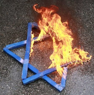 Burning-Star-of-David