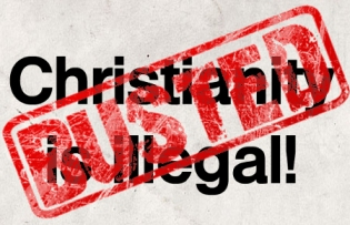 christianity-is-Illegal
