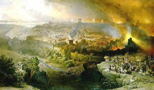 fall of jerusalem