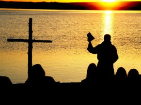 sunrise-easter-service