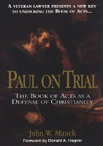 Paul on Trial