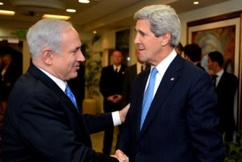 kerry-netanyahu-israel
