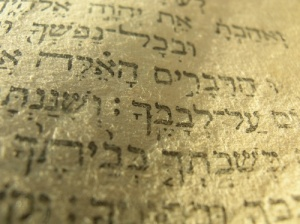 torah up close