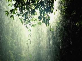 rainning