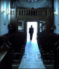 walking-into-church