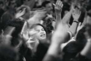 Charismatic prayer