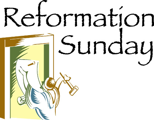 reformation day Did you know that on october 31, 1517, martin luther nailed his 95 theses (or concerns) regarding the practices in the catholic church to the door of the castle church in wittenberg, germany his actions sparked the protestant reformation {this post contains affiliate links} if you would like.