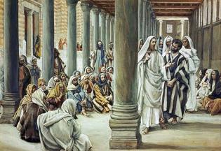 Solomon's Colonnade