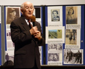 Holocaust survivor David Faber