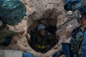 terror tunnel discovered