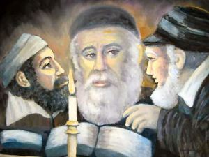 three rabbis
