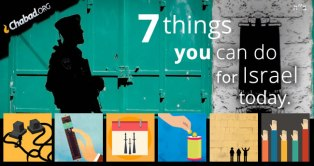 seven things israel