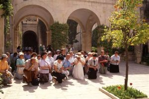 christian-tourists-in-israel