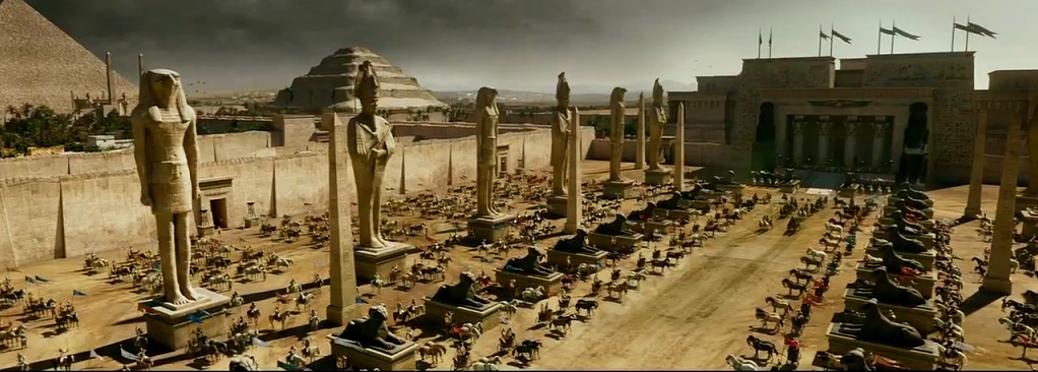 exodus from egypt