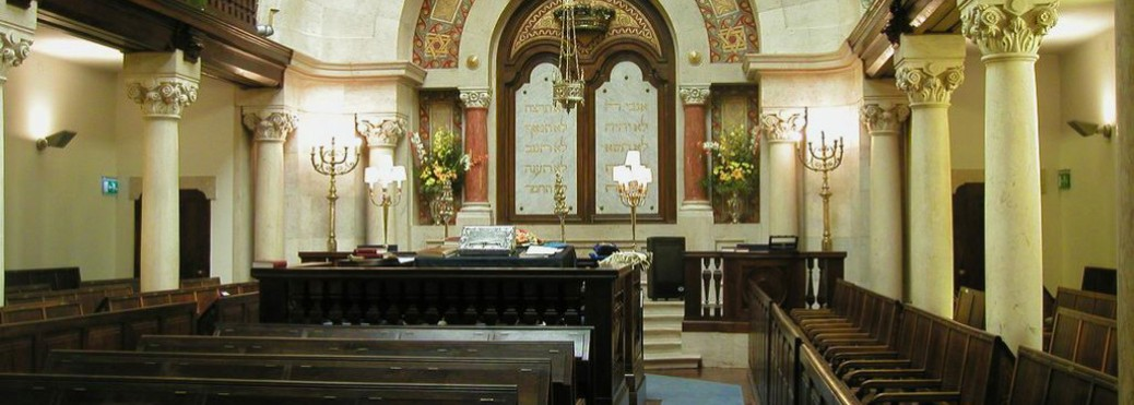 synagogue interior