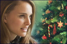 natalie portman christmas tree