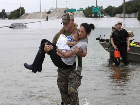 man rescuer